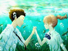 Nishimiya Shouko - Google+