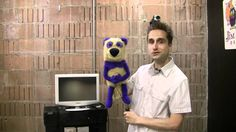 "Puppetry Lesson ""Lip Sync"": (all the Henson videos are resources for the puppetry work we've got planned for the show)"