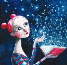 La lectura es dinamita pura para la imaginación