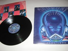 Journey - Frontiers , record near mint, Lp