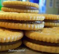 Printable Recipe           Ingredients        1 bag      Rolo candies        1-2 rolls      Ritz crackers    Cooking Directions             ...