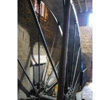 Waterwheel at Stanway Mill