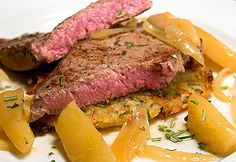 Rind, Food And Drink, Beef, Chicken, Beef Rib Roast, Meat, Hash Recipe, Pears, Side Dishes