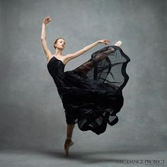 Miriam Miller, New York City Ballet We love this beautiful dress by @leannemarshallofficial. ...
