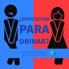 ¿Dificultad para orinar? #FundaciónUnimédicos #EMASiempreContigo