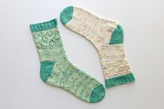 Kurrajong pattern by Verena Cohrs Crochet Socks, Knitting Socks, Knitting Needles, Cozy Socks, Working Together, Needles Sizes, Stockinette, Stitch Markers, Mittens