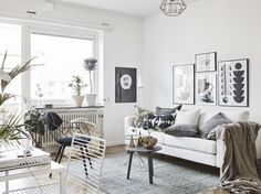 Bright space from Coco Lapine Design