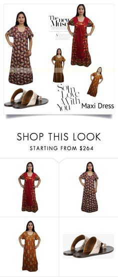 """""""Women Nightwear"""" by globaltrendzs-flipkart ❤ liked on Polyvore featuring All Tomorrow's Parties"""