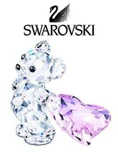 Swarovski Crystal Figurine Kris Bear ''WITH YOU'' # 5103230 New