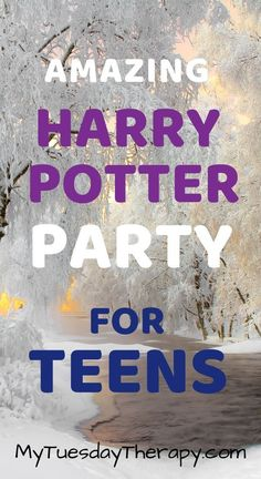 Welcome to Hogwarts to Celebrate in Magical Style. Cheap and Simple Harry Potter Party Ideas for Teens. Fun games and activities, easy decorations, simple Harry Potter food ideas.