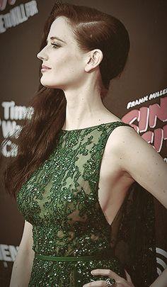 perfect eva green — fandomfatale:   Hi, my name is Eva Green, I'm here...