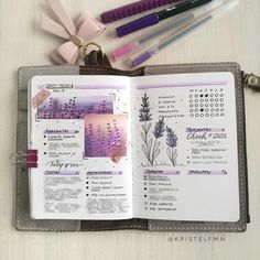 Идеи для ежедневника и лд