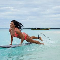 My new - old - Mentawais home is @playground_surf_resort now.  I feel very fortunate to be here already for the second time this year!  It is so nice to meet the management and staff again. Keeping the dream alive. ♀️ Photo: @henriferrariph @cliff_swimwear @light_bali @surf_lounge  #Mentawais #Playgrounds #PlaygroundSurfResort #SurfTrip #Happy #SurferGirl #SurfersParadise #Indonesia #Travel #Travelgram #Ocean #Beach #Holiday #SylviBodi #LifeIsBetterInBikinis