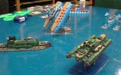 The Shire and everything after: Dystopian Wars - The Second Battle of Sarigan