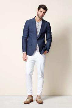 Blazer & summer slacks