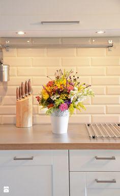 Zdjęcie: Płytki cegiełki - Kuchnia - Styl Klasyczny - SPOIWO studio