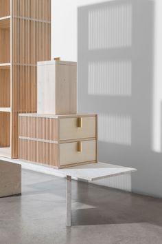 Delta Collection, Theca by Studio Formafantasma