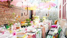 Al Fresco Dining Ideas - IKEA