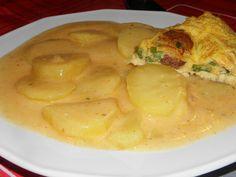 Karcsi főzdéje: Pikáns krumplifőzelék