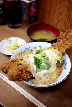 Anagodon - 穴子丼