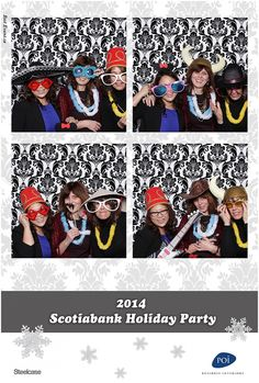 Scotiabank Corporate Party by BestEvent TorontoPhoto Booth