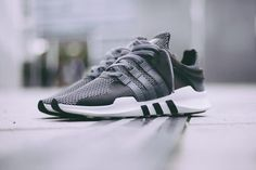 "adidas EQT Support ADV Drops in ""Cool Grey""-Chubster favourite ! - shoes for men - chaussures pour homme - Me Too Shoes, Men's Shoes, Nike Shoes, Shoe Boots, Shoes Sneakers, Grey Sneakers, Cool Adidas Shoes, Shoes Men, Sneakers Mode"