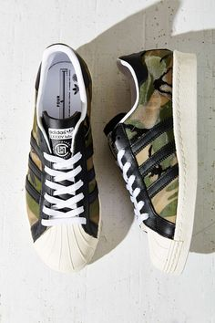 finest selection 1b067 ac6a5 adidas Originals X Clot Sneaker - Urban Outfitters Adidas Superstar, Dope  Fashion, Pretty Shoes