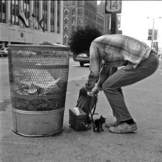 Vivian Maier - Her Discovered Work - via http://bit.ly/epinner