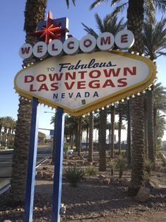 The Old Vegas Sign