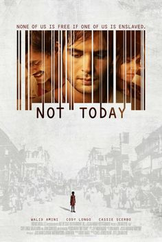 Not Today   Film Review by Kam Williams  Headline: Spoiled Rich Kid Makes Most of Rare Opportunity for Redemption  Lucky enough to be born into a wealthy family, Caden Welles (Cody Longo) is living the American Dream. With money to burn at his disposal, the spoiled 20 year-old took off on a whim for a vacation in Hyderabad, India, along with some of his equally-irresponsible friends.