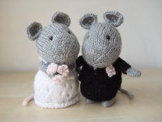 Wedding Mice in DK b