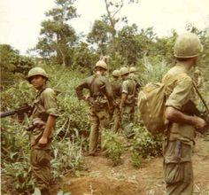 Patrol ~ Vietnam War