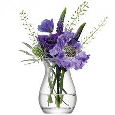 LSA International - FLOWER mini posy vase