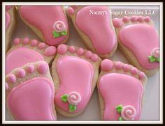 Nanny's Sugar Cookies LLC: Baby Shower