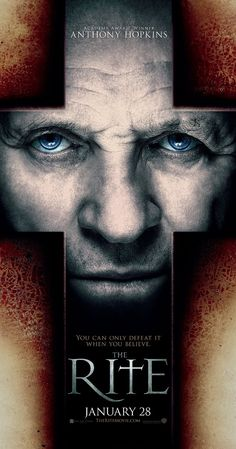 The Rite (2011) very underrated movie. SS
