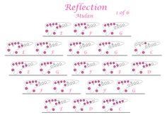 """Reflection"" - Matthew Wilder (lyrics), Lea Salonga (voice) Disney's Mulan Transverse Taiwanese C Ocarina Ocarina Tabs, Ocarina Music, Ocarina Instrument, Diatonic Scale, Lea Salonga, Music Tabs, Theatre Problems, Sheet Music, Songs"