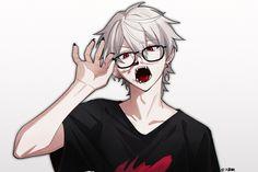 Boys Anime, Dark Anime Guys, Cool Anime Guys, Hot Anime Boy, Manga Boy, Anime Art Girl, Anime Oc, Fanarts Anime, Anime Characters
