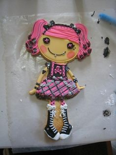 Lalaloopsy, Monster High cookie