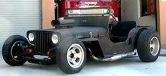 Willy's Rat Rod..