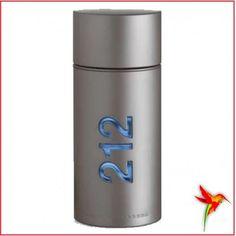288643f16 Perfume Eau de Toilette Masculino Carolina Herrera 212 Men NYC 100 ml