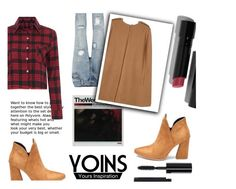 """""""YOINS 4/3"""" by tamsy13 ❤ liked on Polyvore featuring Bobbi Brown Cosmetics, yoins, yoinscollection and loveyoins"""