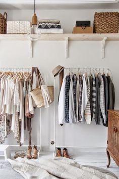 6 Complementos para tus percheros de ropa | Decorar tu casa es facilisimo.com