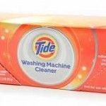 Free Sample of Tide Washing Machine Cleaner!
