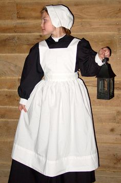 Historical Costume Florence Nightingale Black by kellyscostumes