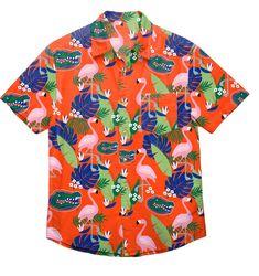 1b997fd12d FOCO Men's Florida Gators Orange Floral Button-Up Shirt | DICK'S Sporting  GoodsProposition 65 warning