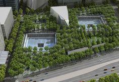 World Trade Centre Memorial, New York