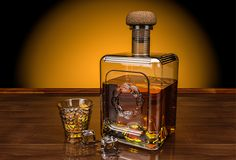 Cinema 4D – How to Model, Texture and Light a Whisky Scene Tutorial