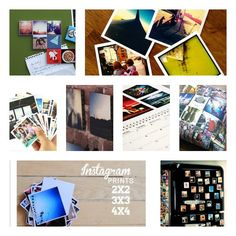 Lots of Instagram printing ideas. Especially love the magnets! from @BigPicture Classes