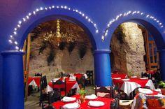 La Roca, fantastic restaurant in Nogales, just south of the AZ border