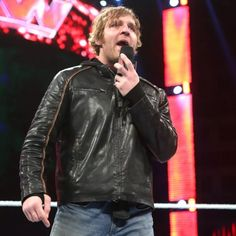 Ambrose has words for Lesnar